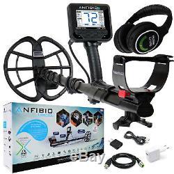 Nokta Makro Anfibio 19 kHz Underwater Metal Detector with Wireless Headphones