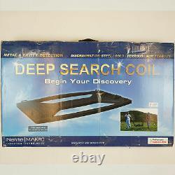 Nokta Makro Deephunter 3D Metal Detector Pro Package