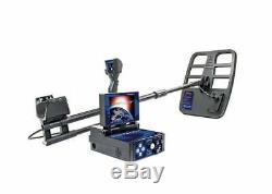 Nokta Makro Deephunter 3D Metal Detector Standard Package