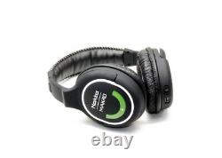Nokta Makro Simplex + 2.4GHz Kabellose Kopfhörer Wireless Headphones Green