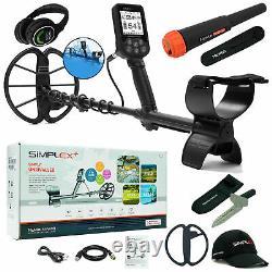 Nokta Makro Simplex+ WHP Waterproof Detector Expedition Bundle