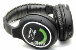 Nokta Makro Wireless Headphones Green