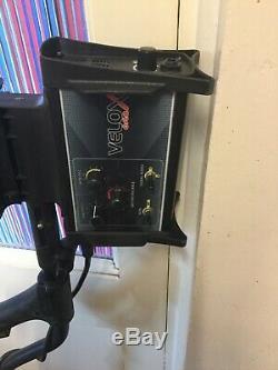 Nokta Velox One Metal Detector Used Vg
