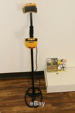 Refurbished Garrett Metal Detectors Ace 350 Find Treasure Tool GREAT DEAL SAVE