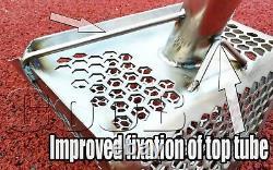 Sand Scoop Metal Detecting Hunting Tool Shovel SHARK v10 PRO Carbon Fiber Handle