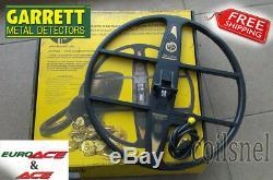 Search Coil MARS Goliath 15 DD for Garrett ACE 150/250/350/200/300/400/Euro