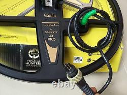 Search Coil MARS Goliath 15 DD for for Garrett AT Pro Metal Detector Waterproof