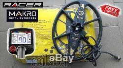 Search Coil MARS TIGER 10x13 for Makro Racer / Makro Racer 2 Waterproof