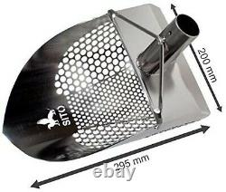 Sito 8 (200mm) Standard Sand Scoop Mix