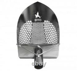 Sito 8 (200mm) Standard Sand Scoop With Sharp Mix