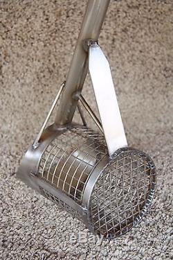 Stainless Steel 40 Handle Sand Scoop