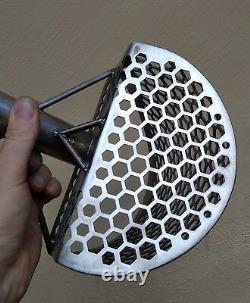 Stavr scoop EVROEXCAVATOR-2 v. 33, Sand scoop METAL DETECTING, 2mm, Handle 1 1/4