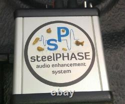SteelPhase Audio Enhancer SP01 and Pouch for Minelab GPZ, GPX or SDC Detectors