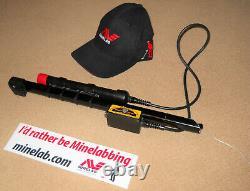 Sun Ray X-1 Probe for Minelab ETrac Explorer Safari Quattro FBS Metal Detector