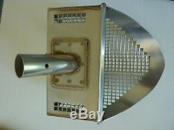 T-Rex 9.5 Wide Wet Stainless Steel Sand Scoop with 3/8 Holes for Metal Detecting