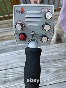 Tesora Vaquero metal detector
