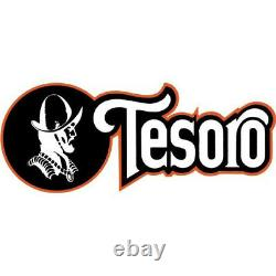 Tesoro 9x8 Elliptical Concentric Search Coil White 3ft Short Cable 9x8C-SW-E