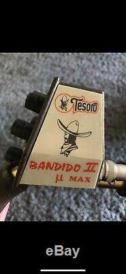 Tesoro Bandido II UMax