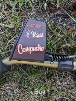 Tesoro Compadre Metal Detector