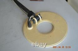 Tesoro Electronics Tiger Shark Metal Detector, 12 KHz Circuit, Xcellent on Gold