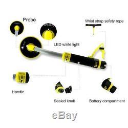 Treasure Products Vibra-Tector 750 Pulse Induction Handheld Metal Detector
