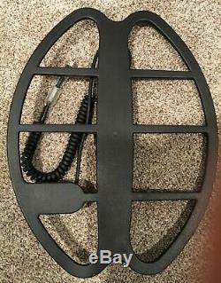USED Minelab CTX3030 Metal Detector with 11 & 17 coils other accessories