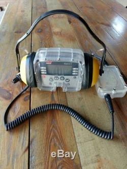 Underwater Housing For Minelab E-trac Metal Detector