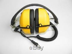 Underwater headphones for MINELAB EQUINOX 600-800-METAL-DETECTOR