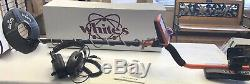 Used Whites MX7 Metal Detector with Headphones