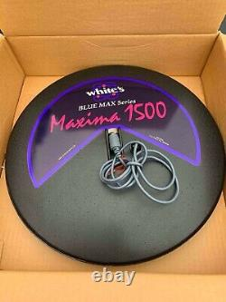 White's 15 Blue Max 1500 Search Coil (XLT / SL / Pro Plus)