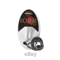 White's 6x10 Eclipse DD Metal Detector Search Coil (V3I/VX3/MXT/M6/MX5/DFX)