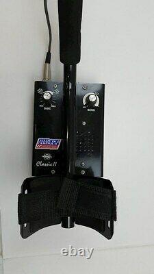 White's Classic II SL metal detector