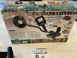 White's Spectra VX3 Metal Detector