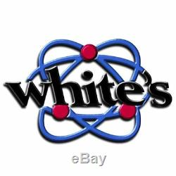 Whites 4 x 6 Shooter Mini DD Search Coil 8 kHz for Coinmaster & Prizm 801-3237