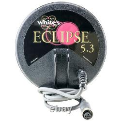 Whites 6 Eclipse 5.3 6x6 Waterproof Search Coil Spectra V3 DFX MXT M6 801-3240