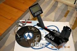 Whites DFX Metal Detector Extras