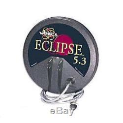 Whites Eclipse 5.3 6x6 Search Coil V3i, VX3, DFX, MXT, & M6 801-3240