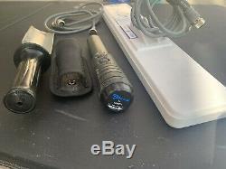 Whites Metal Detector BIGFOOT Coil, Garrett Pinpointer, Digging Tool And X-Cord