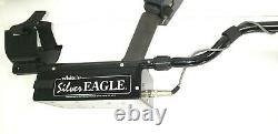Whites Silver Eagle Metal Detector V1.0 with Blue Max Deepscan 950 Coil