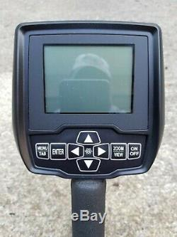 Whites Spectra V3i Metal Detector like new with accessories and pin pointer