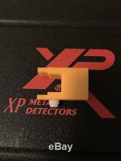 XP Deus Metal Detector 9 coil with MI-6 Pinpointer TONS of ACCESSORIES