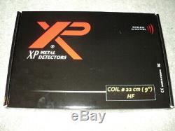 XP Deus V. 4.0 HF 9 (22cm) DD Coil