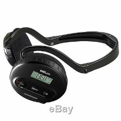 XP Deus WS4 Wireless Backphone Headphones with Detachable Control Plate D09