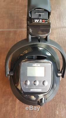 XP Deus WS5 Wireless Backphone Headphones