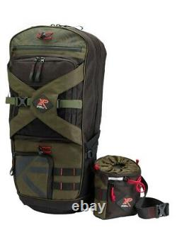 Xp Backpack + Finds Pouch For Metal Detecting