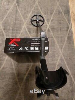 Xp deus lite metal detector 1 year old