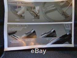 Xp deus metal detector used