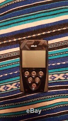 Xp full deus metal detector v5.2 with Mi6 pinpointer & accessories
